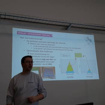 Bezoek HOWEST, afdeling energiemanagement