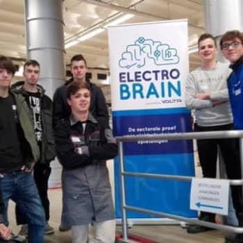 6EIT & 7BIE nemen deel aan Electro Brain