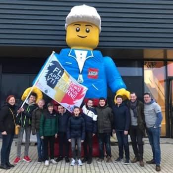 25/01: VTI VEURNE in actie op FIRST LEGO LEAGUE in Breda