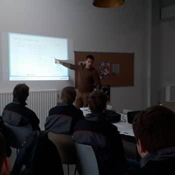 5EM volgt les in Assa Abloy Nieuwpoort